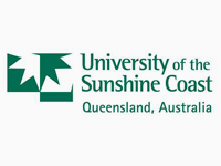 Logo The University of the Sunshine Coast (USC)